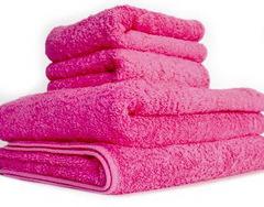 Полотенце 30x30 Abyss & Habidecor Super Pile 570 happy pink