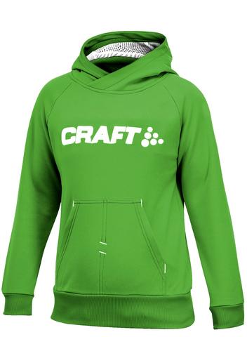 Толстовка детская Craft Flex Hood Green