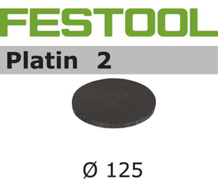 Материал шлифовальный STF D125/0 S1000 PL2/15 Festool 492375