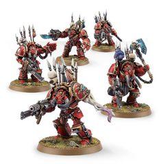 Dark Vengeance Expansion Set: Crimson Slaughter. Терминаторы