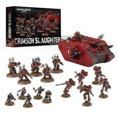 Dark Vengeance Expansion Set: Crimson Slaughter