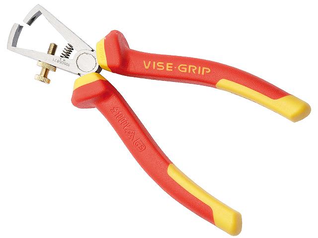 Кусачки 150мм для зачистки провода диэлектрические до 1000В Irwin 10505871