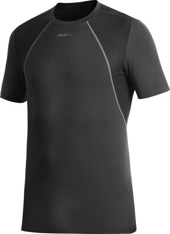 Футболка беговая мужская Craft Cool Concept черная