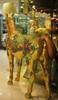 статуэтка напольная 11-14 коник златогривый