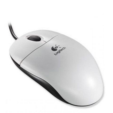 LOGITECH Optical M-U96 White