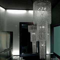 Vistosi giogali pl cas1 pendant light