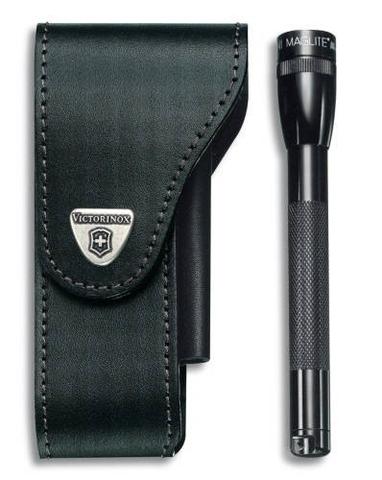 Чехол для ножа Victorinox с отделением для фонаря (4.0528.03)