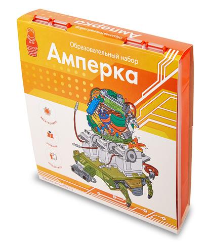 Настольная игра Амперка. Образовательный набор