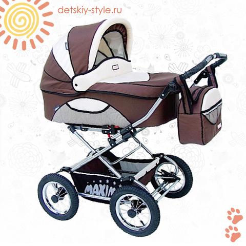 """Коляска Stroller B&E """"Maxima Elite"""" 2в1"""