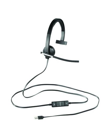 LOGITECH USB Headset Mono H650e [112051]