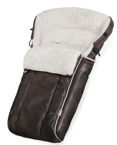 Конверт в коляску Esspero Markus (натуральная 100% шерсть)