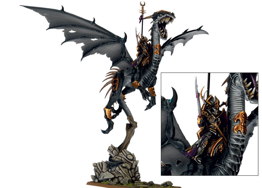 Dreadlord on Black Dragon