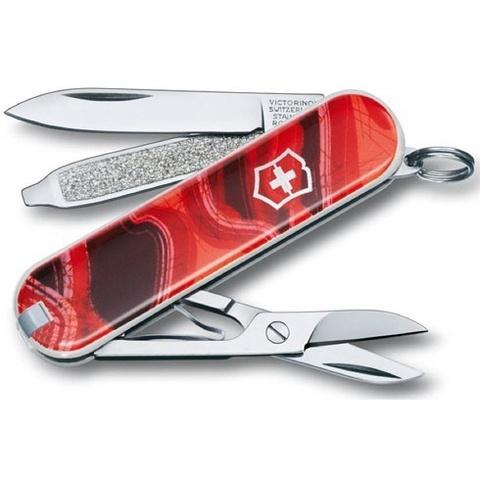 Нож брелок Classic Sunset Hills Victorinox (0.6223.L1102)