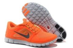 Кроссовки женские Nike Free run 5.0 Orange
