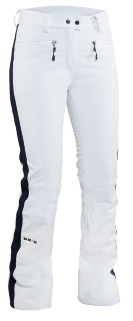 Женские лыжные брюки 8848 Altitude ESTELLE white (679052)