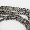 Винтажная цепь  (звено 4,5х3 мм) (оксид серебра), 10 cм