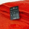 Полотенце 30x50 Cawo Noblesse 1002 красное