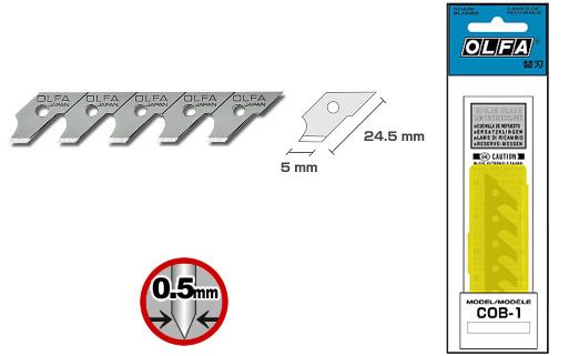 Лезвие для ножа CMP-1