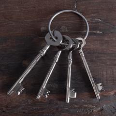 Сувенир Набор ключей от Roomers