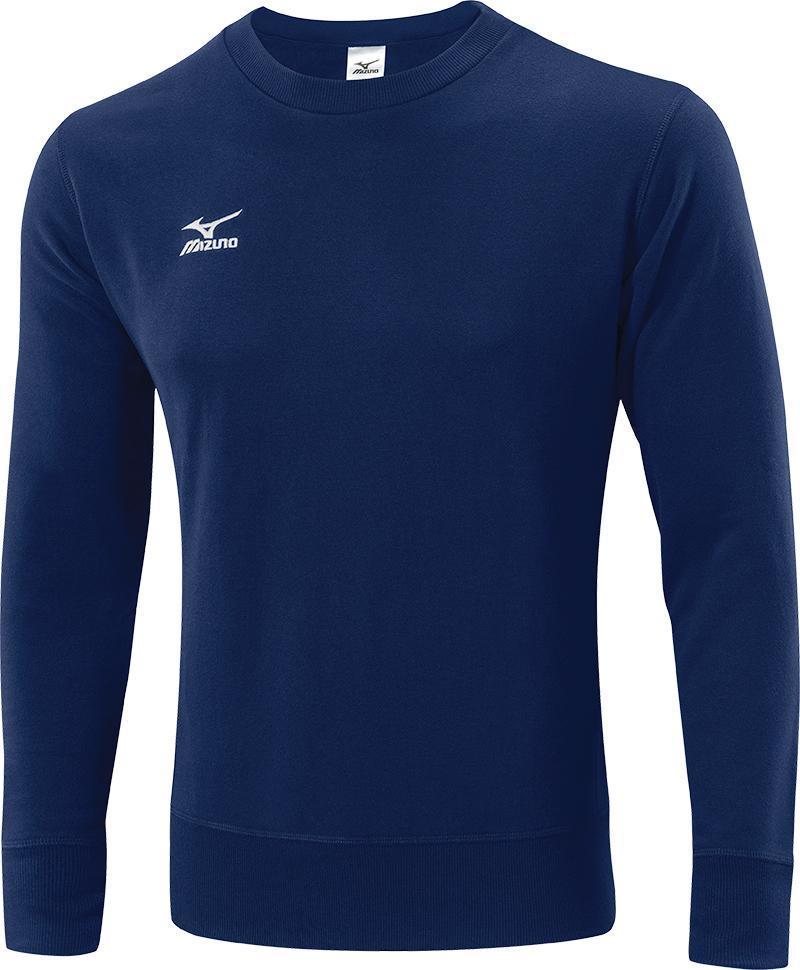 Мужская толстовка Mizuno Sweat 501 blue (K2EC4501 14)