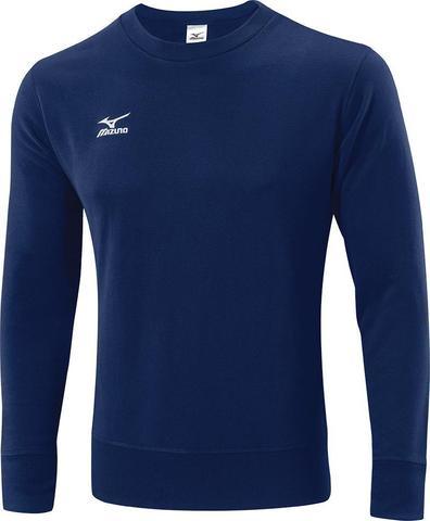 Толстовка Mizuno Sweat 501 мужская blue