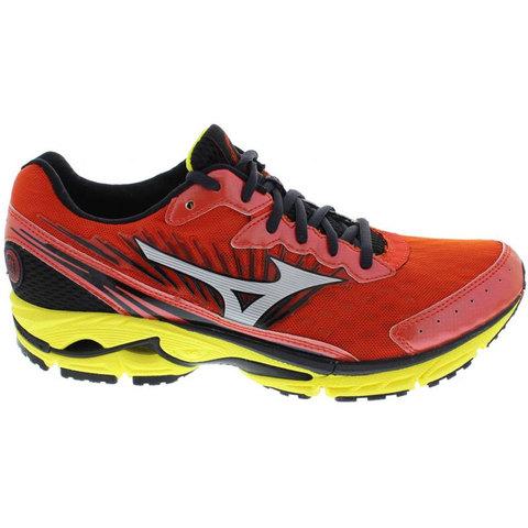 Mizuno Wave Rider 16 Кроссовки для бега мужские Red