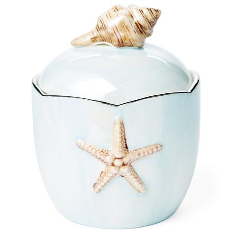 Емкость для косметики Mare Shells Seafoam от Kassatex
