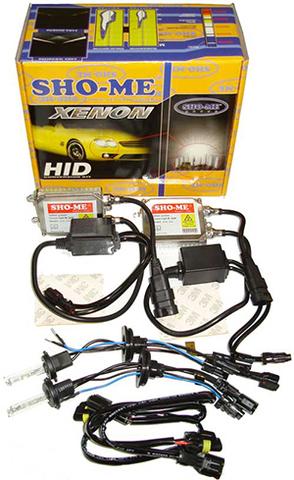 Комплект ксенона Sho-Me Super Slim H11 (6000K)
