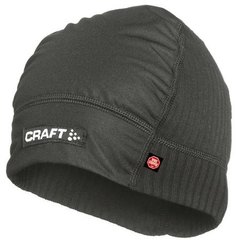Шапка Craft Active Ws черная