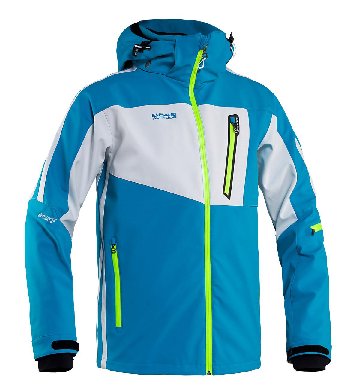 Горнолыжная куртка 8848 Altitude Steam Turquoise