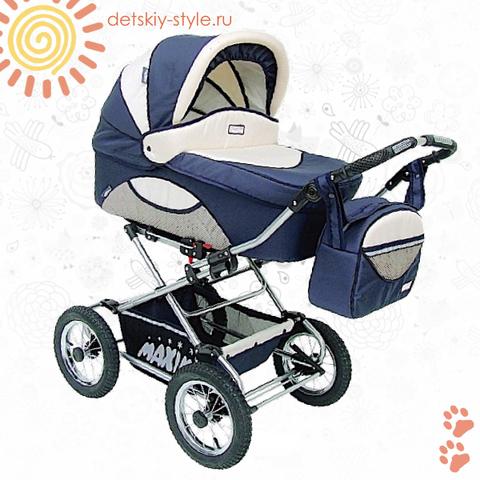 """Коляска Stroller B&E """"Maxima Elite"""" 3в1"""