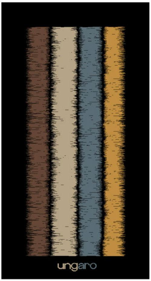 Полотенца Полотенце 95х175 Emanuel Ungaro Wood коричневое Nabor-polotenec-Wood-ot-Emanuel-Ungaro.jpg