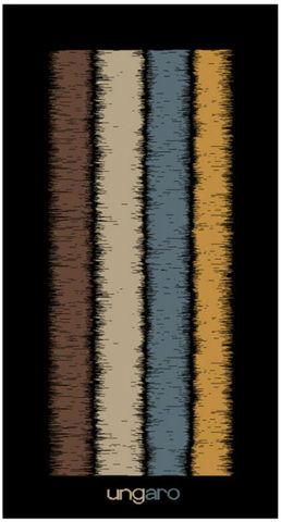 Полотенце 95х175 Emanuel Ungaro Wood коричневое