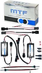 Комплект ксенона в фонари заднего хода MTF Light W21W (5000K)