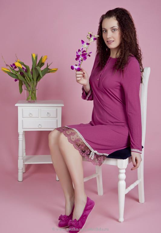 Женская ночная сорочка Rossella