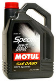 Motul Specific 0W30 506 01 / 506 00 Синтетическое моторное масло