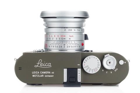 Leica M-P (Typ 240) Safari