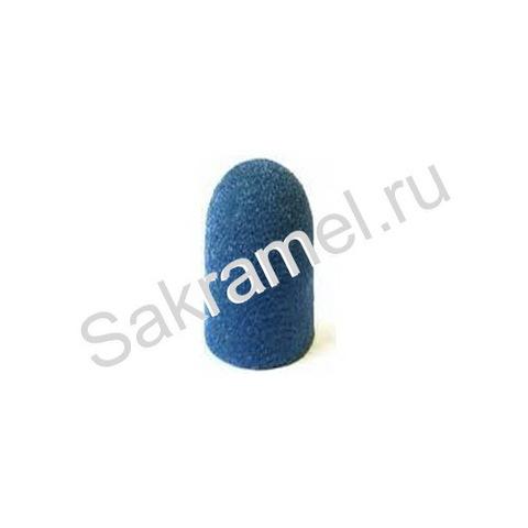 Колпачок абразивный 5 мм. синий #180