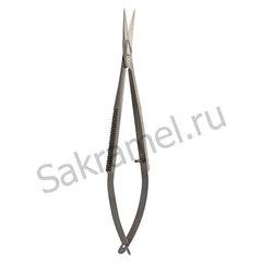 Ножницы для кожи изогнутые СS-908-D (CVD)