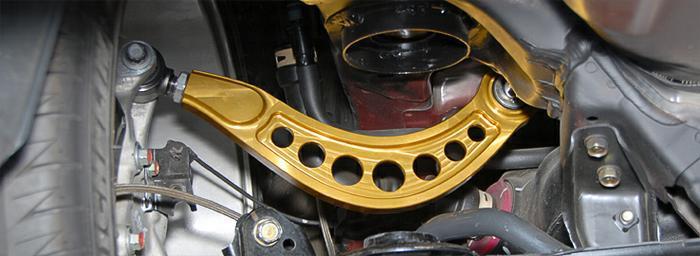 Старая версия Регулируемые верхние рычаги Honda