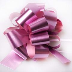 Бант 32 мм 6810/20 розовый