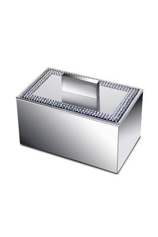 Емкость для косметики малая 88537CR Shine Light Square от Windisch