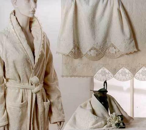 Полотенце 100х150 Lady Laura Martina белое