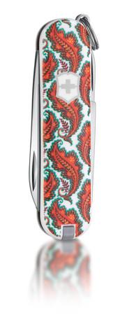 Нож брелок Classic Tula Pink Victorinox (0.6223.L1103)
