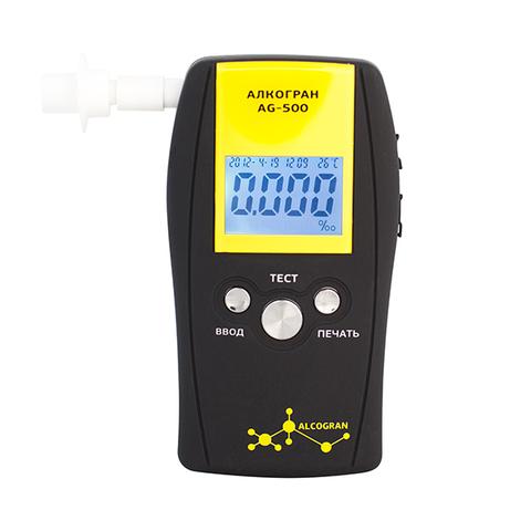 Алкотестер Алкогран AG-500 (с принтером)