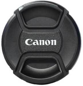 Canon E-62U 62mm (Крышка для объектива Кэнон 62 мм)