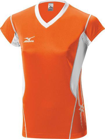 Футболка волейбольная Mizuno Premium W'S Cap Sleeve