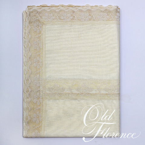 Элитная шторка для ванной 250х175 Buratto от Old Florence
