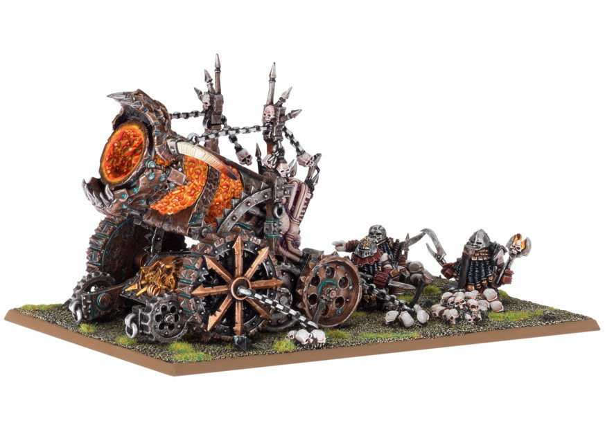 Chaos Hellcannon
