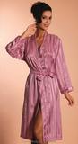 Атласный женский халат B&B